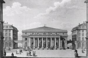 В Париже открылся один из крупнейших театров Франции «Одеон»