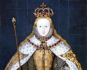 На английский престол взошла последняя королева из династии Тюдоров — Елизавета I