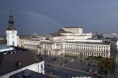 В Польше открылся первый драматический театр