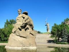 Начало контрнаступления Советских войск под Сталинградом (начало Сталинградской операции)