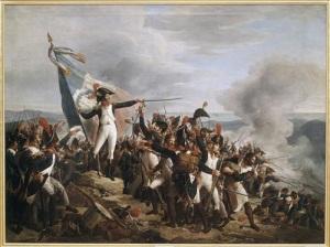 Наполеон Бонапарт в сражении при Монтенотте одержал свою первую серьезную победу
