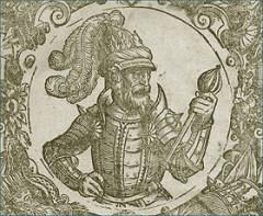 Великий князь литовский Ольгерд напал на Москву