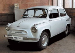В СССР выпущена первая партия автомобилей «Запорожец»