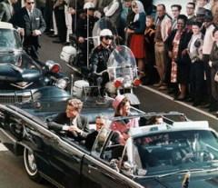 В Далласе убит Джон Кеннеди — 35-й президент США