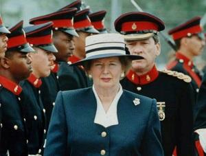 Маргарет Тэтчер объявила о своей отставке с поста премьер-министра