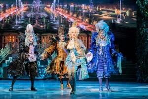 Состоялось открытие Московского государственного театра оперетты