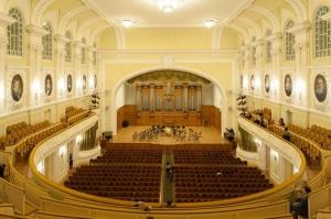 Торжественно открыт Большой зал Московской консерватории