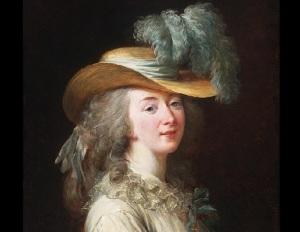 Графиня Дюбарри была представлена двору Людовика XV как его официальная фаворитка