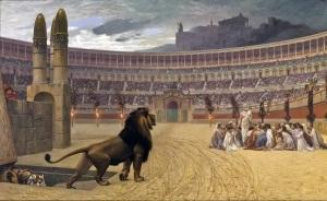 Галерий подписал эдикт, разрешивший открыто исповедовать христианство