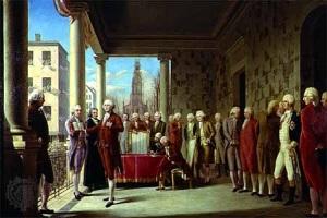 Состоялась церемония инаугурации первого президента США