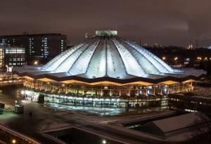 В Москве на Ленинских горах открылся новый цирк