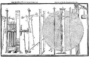 Бесслер-Орфиреус продемонстрировал изобретенный им «вечный двигатель»