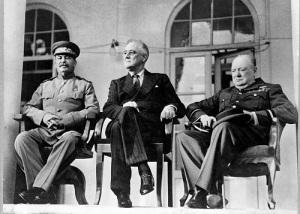 В Тегеране открылась конференция «большой тройки»