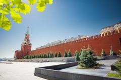 В Москве впервые прошла демонстрация оппозиции