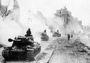Советские войска полностью овладели столицей Германии Берлином