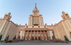 Состоялось торжественное открытие Московского университета (сегодня — МГУ имени М.В. Ломоносова)