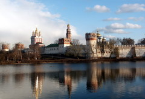 Основан Новодевичий монастырь в Москве