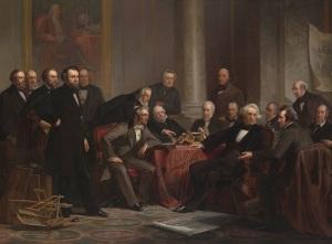 Телеграфом Морзе отправлена первая телеграмма из Вашингтона в Балтимор