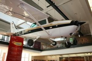 На Красной площади в Москве приземлился самолет гражданина ФРГ Матиаса Руста