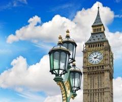 Запущены в работу часы, установленные на знаменитой лондонской башне Биг-Бен