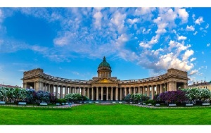 В Санкт-Петербурге заложен Казанский собор