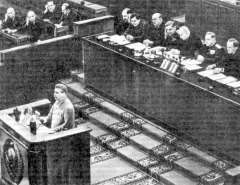 XIX съезд КПСС принял директивы пятого пятилетнего плана развития народного хозяйства