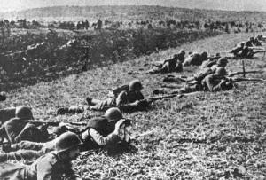 Началась Вторая мировая война