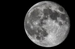 Луи Дагер произвел первую фотосъемку Луны