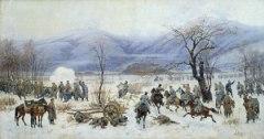 Русские войска освободили Софию от турецкого владычества