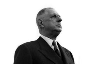 Шарль де Голль стал президентом Французской Республики