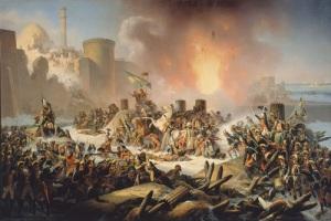 Заключен Ясский мирный договор, завершивший русско-турецкую войну (1787-1791)