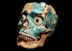 В руинах Монте-Альбан обнаружен клад 13 века, принадлежащий народности сапотеки