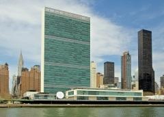 Официально открыто здание штаб-квартиры ООН в Нью-Йорке (США)