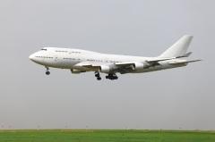 Состоялся первый полет самолета Боинг 747