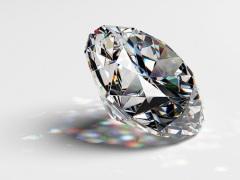 В Южной Африке добыт самый крупный в мире алмаз