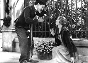 Состоялась премьера фильма Чарли Чаплина «Огни города»