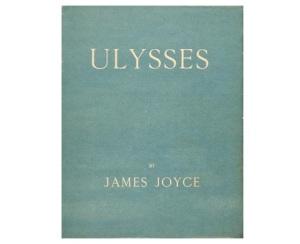 Впервые опубликован роман Джеймса Джойса «Улисс»