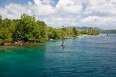 Европейцами были открыты Соломоновы острова