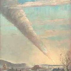В Приморском крае упал Сихотэ-Алинский метеорит