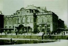 День рождения Большого Драматического Театра (сегодня – БДТ имени Товстоногова)