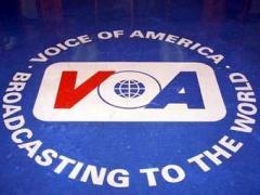 Американская радиостанция «Голос Америки» начала передачи на русском языке