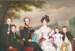 В Петербурге венчались принц Вильгельм Оранский и великая княжна Анна Павловна