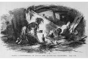 Опубликован роман Гарриет Бичер-Стоу «Хижина дяди Тома»