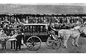 Открыта первая в Петербурге станция «скорой помощи»