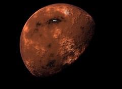 На Марсе найдено замерзшее море