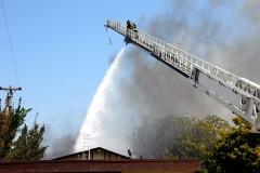 Запатентована первая пожарная лестница