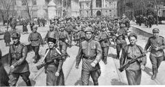 Одесса была освобождена от немецко-фашистских захватчиков
