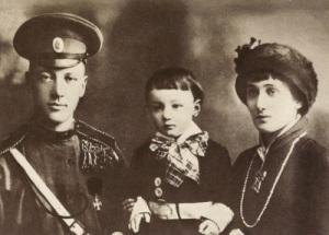 Состоялось венчание Николая Гумилева с Анной Ахматовой