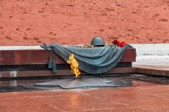 Состоялось открытие мемориального архитектурного ансамбля «Могила Неизвестного Солдата»