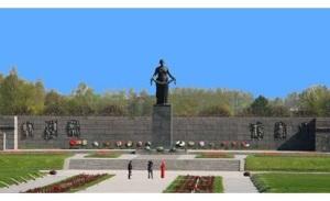 Состоялось торжественное открытие мемориала в память жертв блокады Ленинграда на Пискаревском мемориальном кладбище